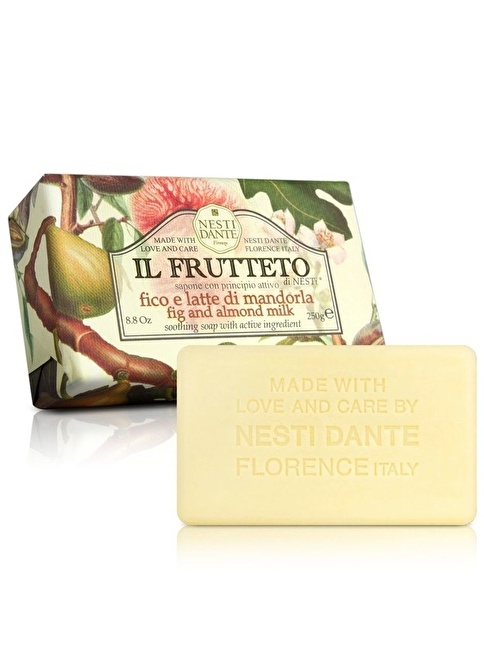 Nestidante Il Frutteto Fıg & Almond Mılk Sabun 250 Gr Renksiz
